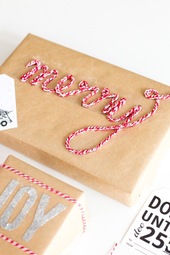 Darby Smart + Gap Bakers Twine Gift Wrap Kit - Flax & Twine