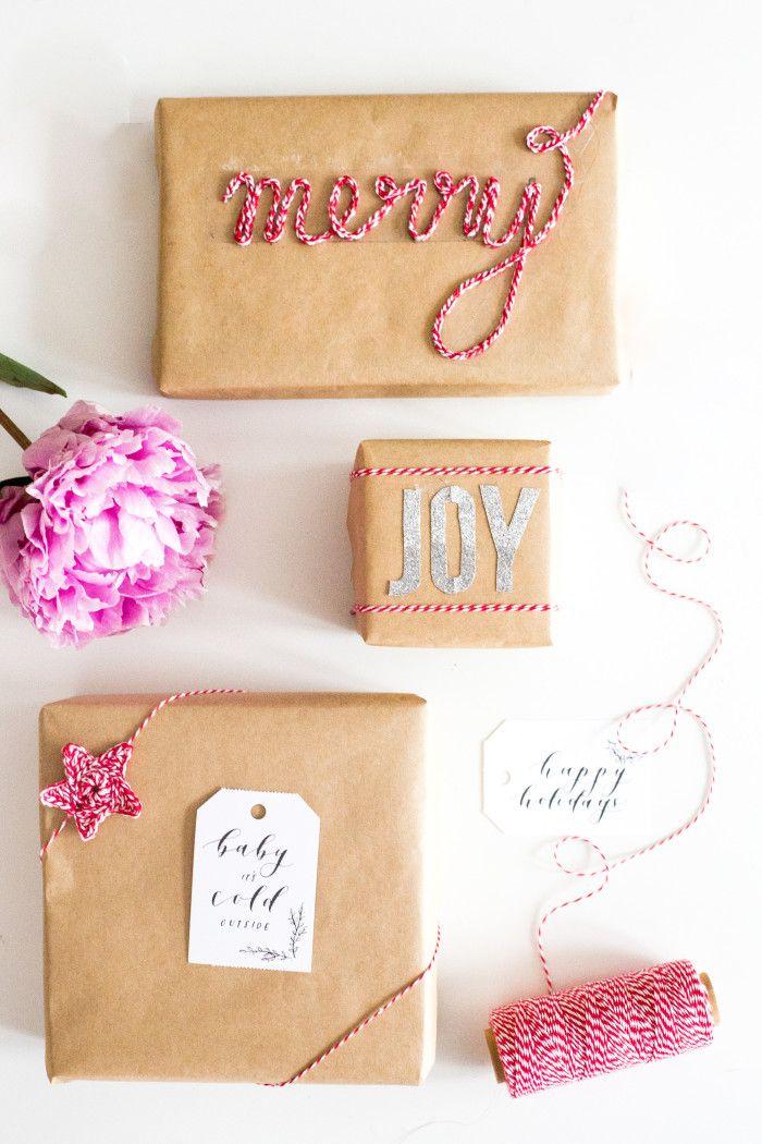 Darby Smart + Gap Bakers Twine Gift Wrap Kit - Flax & Twine