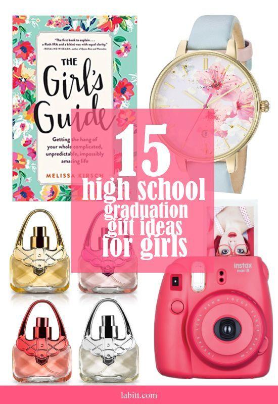 15 High School Graduation Gift Ideas for Girls [Updated:2018]