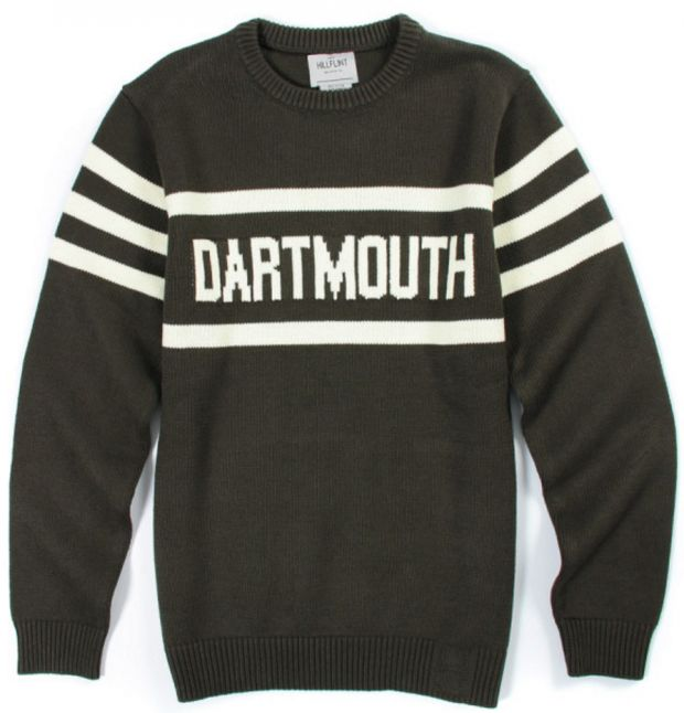 Dartmouth Sweatshirt   12 Gifts All Future Ivy Leaguers Need   www.hercampus.com...