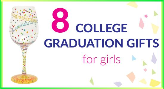 Graduation gifts for college grads #girls