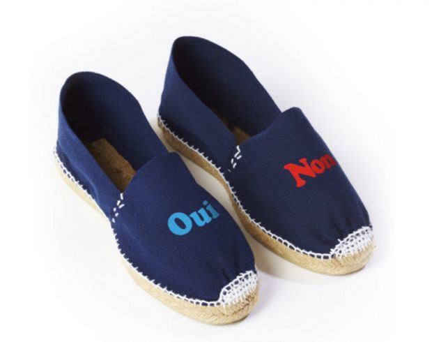 Oui Non Espadrilles | 11 Gifts for High School Grads Going on a Gap Year | www.h...