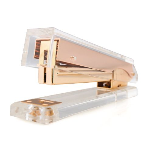 Rose Gold Stapler. Stylish school supplies. Going to college gifts. High School ...