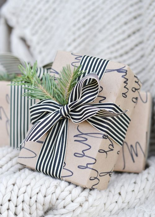 20 Gift Wrapping Ideas That Are Almost Better than the Present