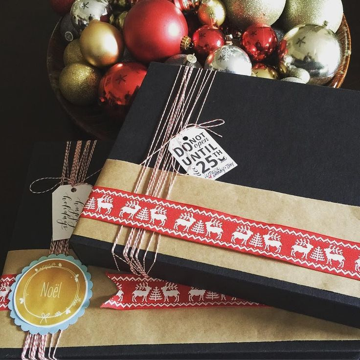 Because It's All About that Wrap! Holiday Gift Wrapping Ideas that Make Pres...
