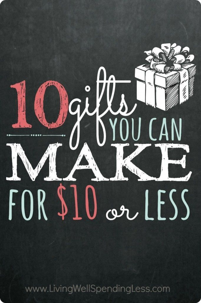 Does your gift list exceed your budget this year? Don't miss these 10 fantas...