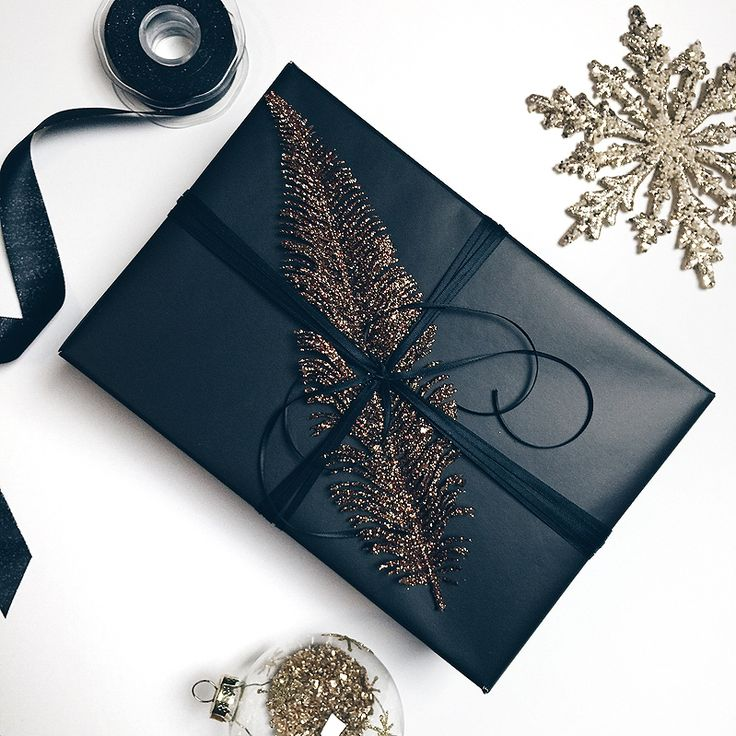 Elegant gift wrapping ideas for Christmas, birthdays or any other occasion. 4 be...