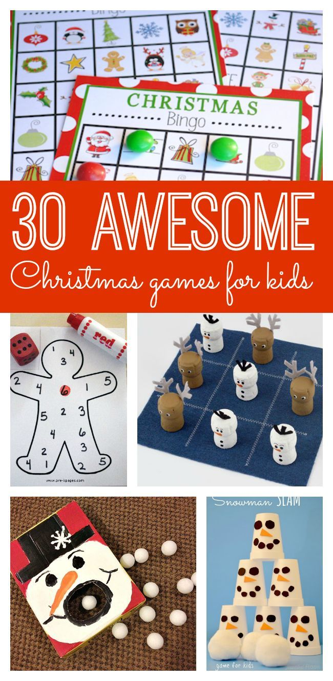 If you're looking for great kids games or need some winter boredom busters,...