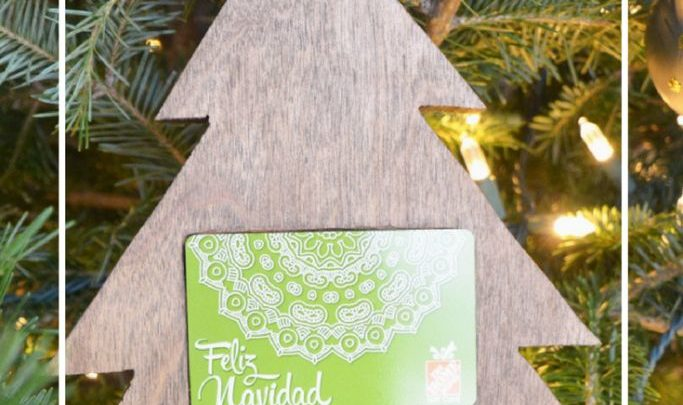 Gift Wrapping Ideas Learn How To Make A Cool Wooden Gift Card