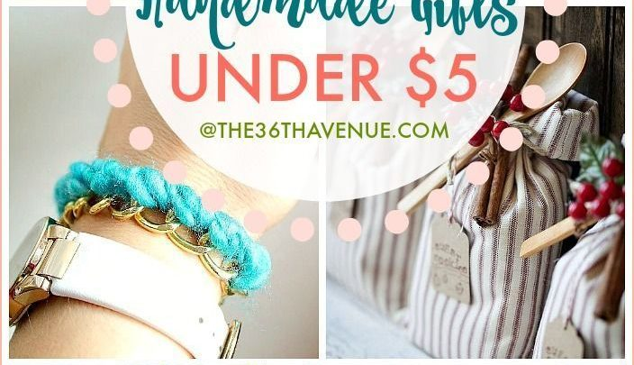 Gift Wrapping Ideas Over 100 Handmade Gifts That Are Perfect For
