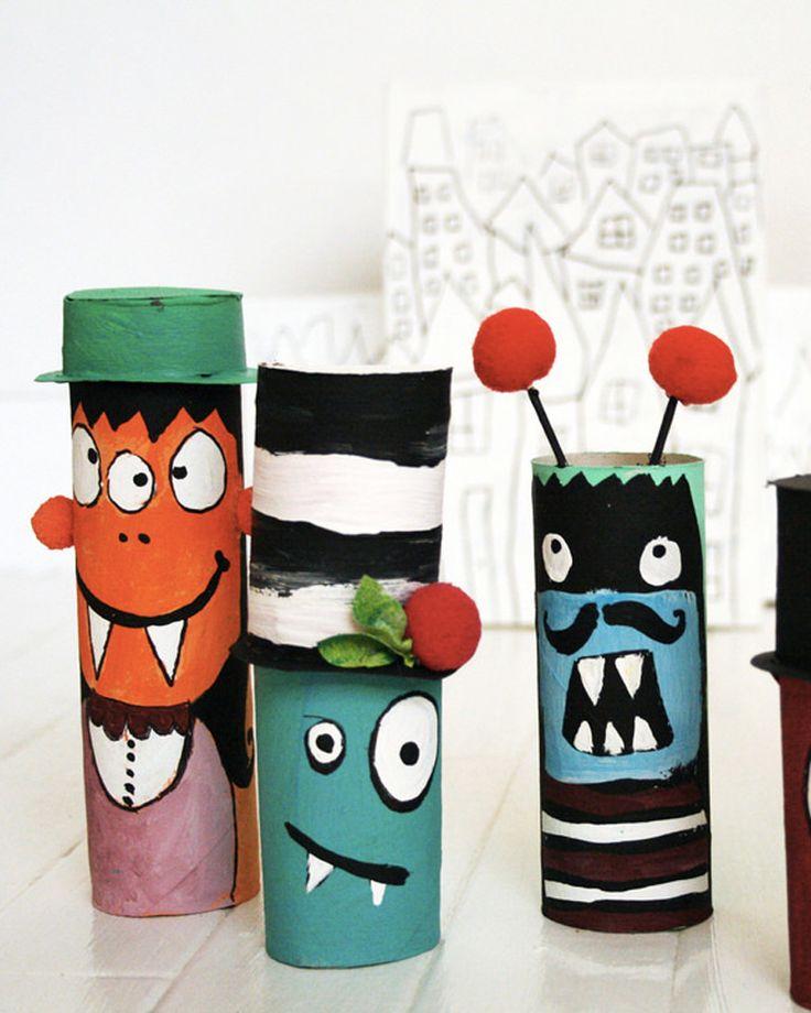monstre diy jouet enfant / monster toys kids diy