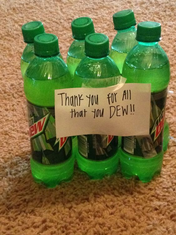 thank you for all that you dew 20 super easy diy christmas gifts for
