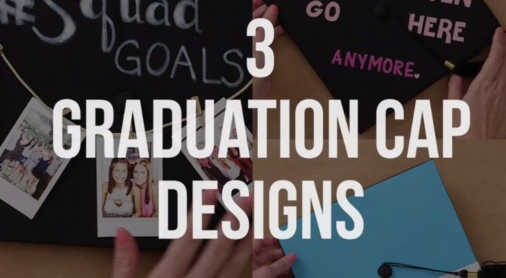 graduation gifts 3 diy graduation cap design ideas giftsmaps com