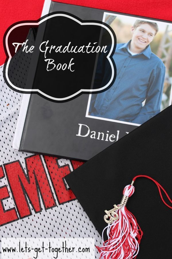 Graduation Gifts : A book of letters given to a high school