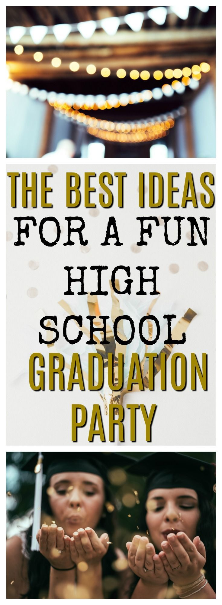 Graduation Party Ideas 2019: How to Celebrate [step-by-step]