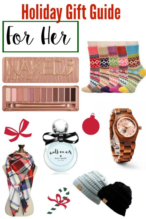 Christmas gifts for her - What are you getting the lady in your life? Although s...
