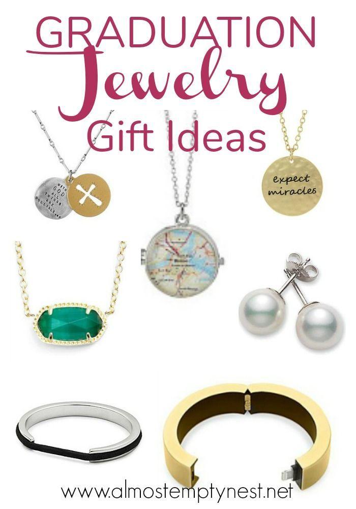 Graduation Jewelry Gift Ideas #graduationgifts #graduation #giftideas