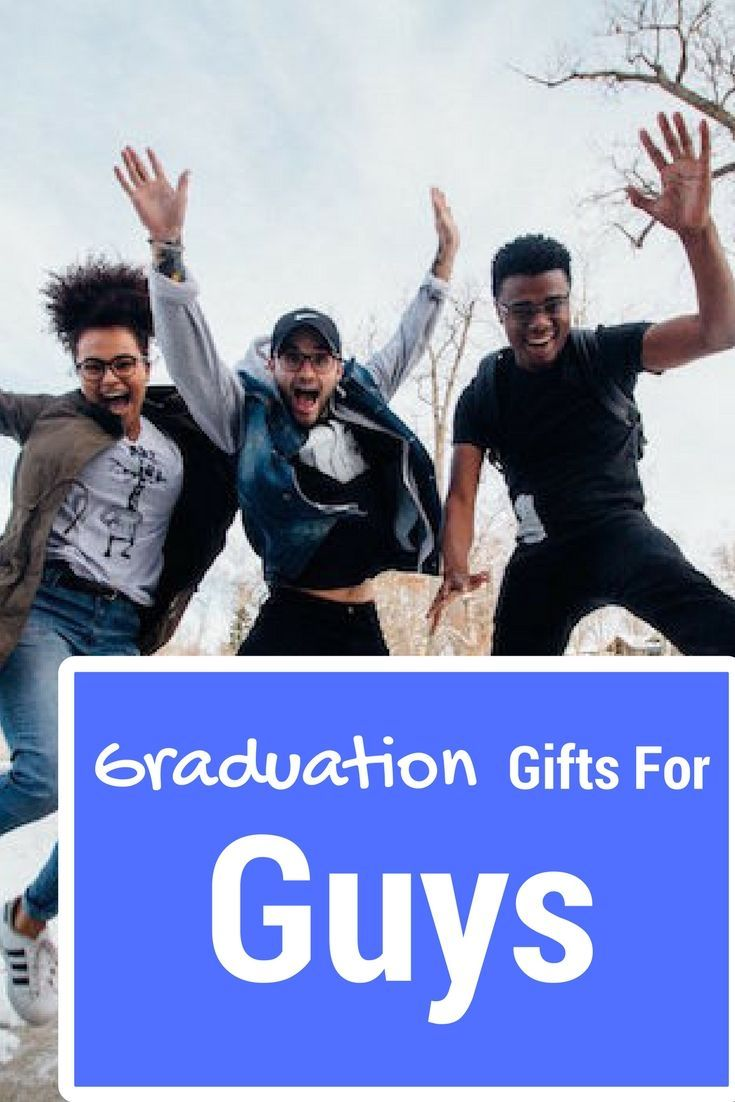High School Graduation Gifts for Guys. They Will Love These!