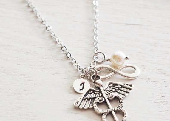 graduation gifts rn graduation gift nurse gift caduceus necklace