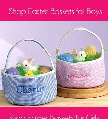 Basket gifts personalized easter gift ideas monogrammed easter basket gifts personalized easter gift ideas monogrammed easter gift ideas personalized east negle Gallery