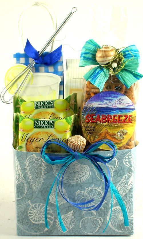 Yummy!!! Florida Sea Breeze Gift Basket