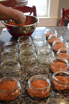 christmas spice rub for neighbor gifts?