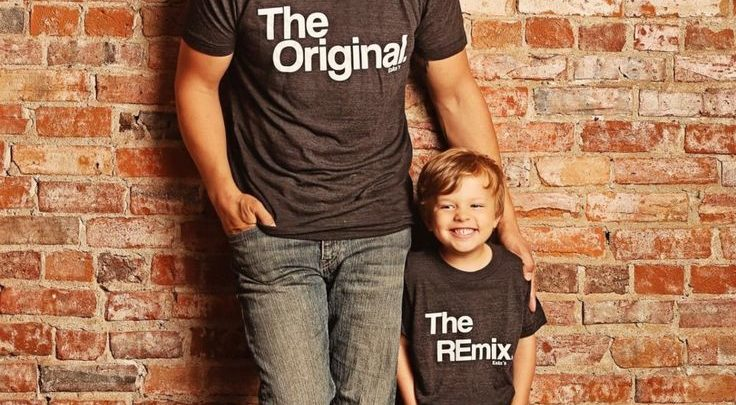 Birthday Gift Ideas Fathers Day Matching Family Shirts Original And Remix Shi