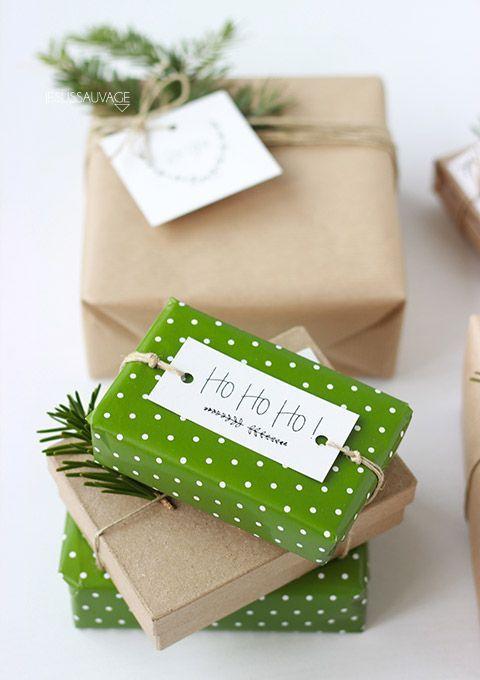 как упаковать подарочек)