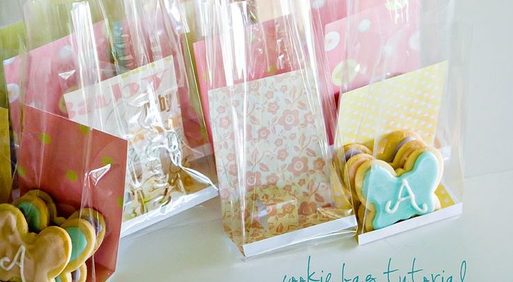 Gift Wrapping Ideas 50 Ways To Package Holiday Cookies Ideas
