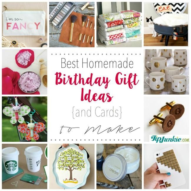 Best Homemade Birthday Gift Ideas And Cards To Make Jpg Wrapping Handmade For