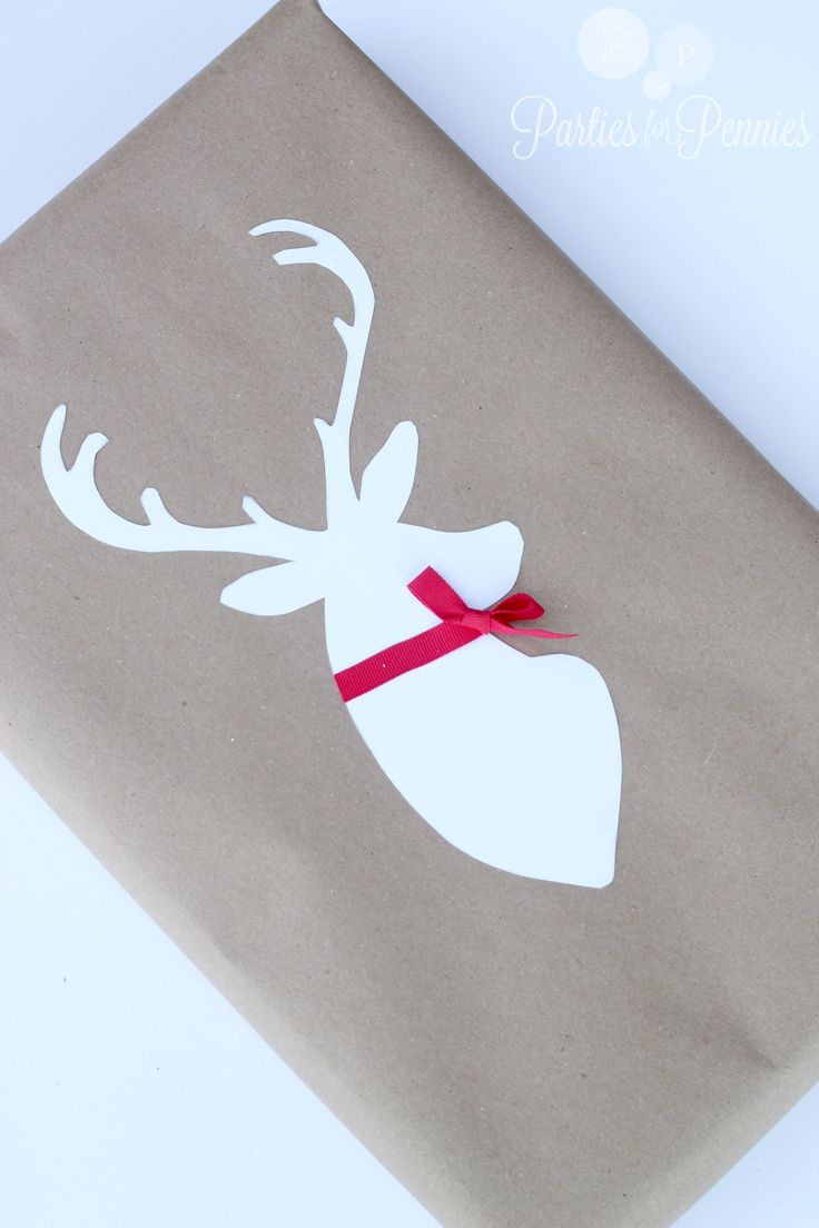 Gift Wrap Ideas from the Dollar Tree by PartiesforPennies...