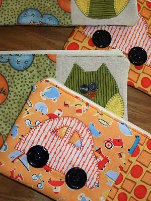Gift Wrapping Ideas  Little boy pencil pouch & Gift Wrapping Ideas: Little boy pencil pouch - GiftsMaps.com ...