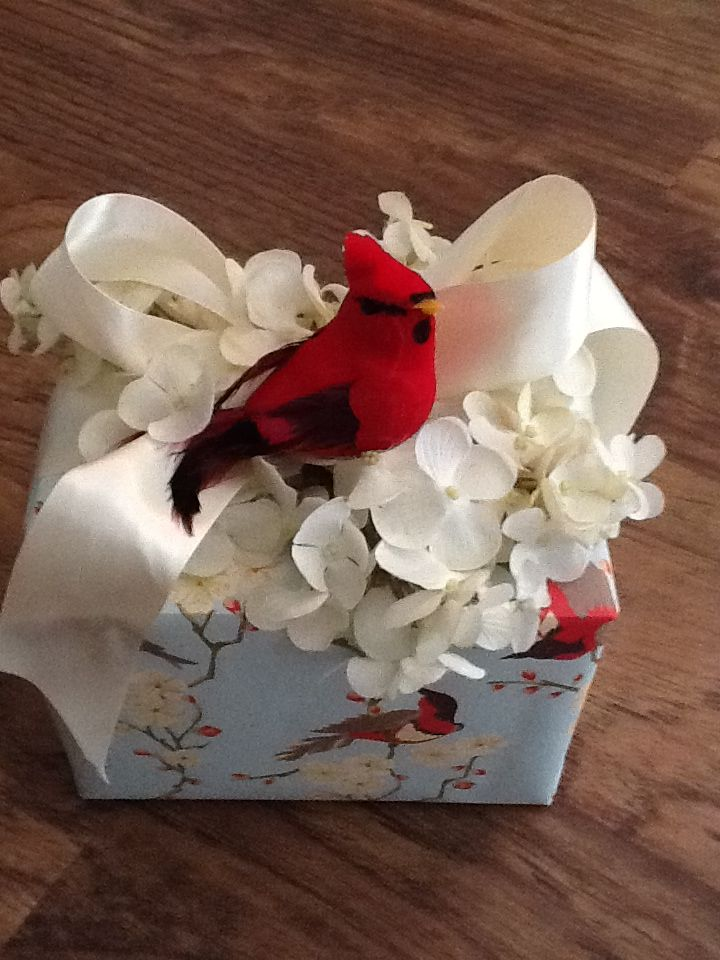 Spring Gift Wrapping ...