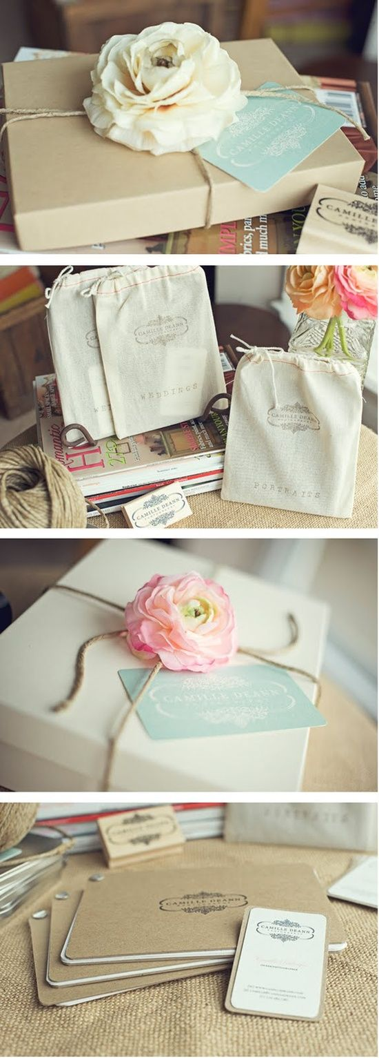 The Savvy Photographer: ~~ fabulous packaging by Camille Deann Photography - gor...