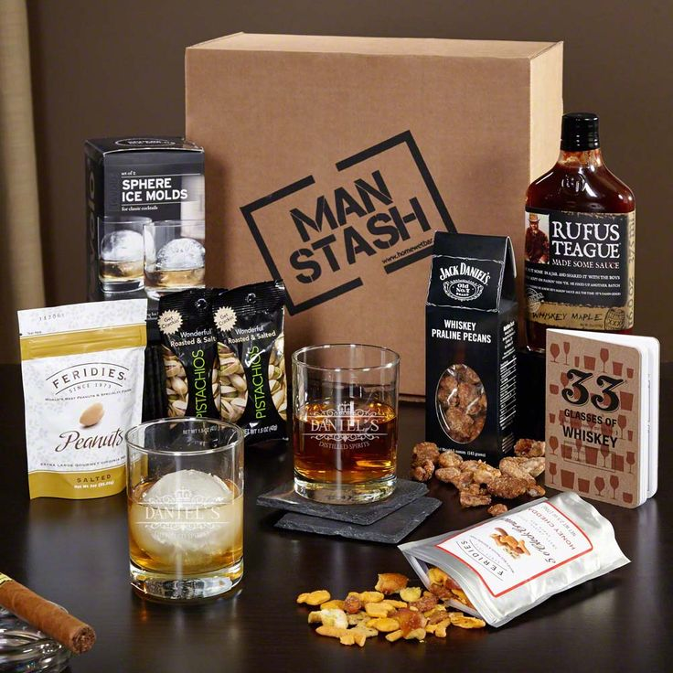Gift Wrapping Ideas This Basket For Men Is The Key To Any Birthday