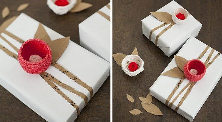 Gift Wrapping Inspiration Handmade Gift Wrap Giftsmaps Com