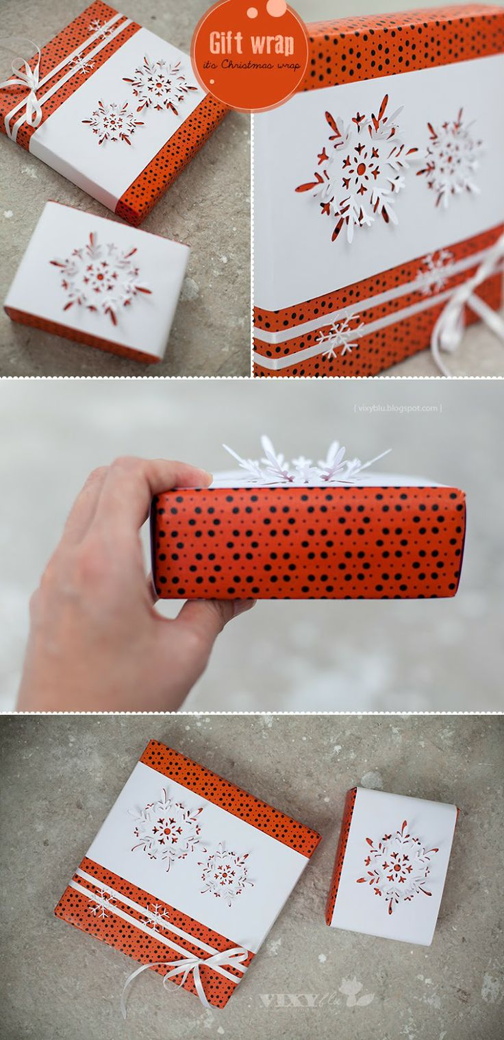 cutout paper for gifts