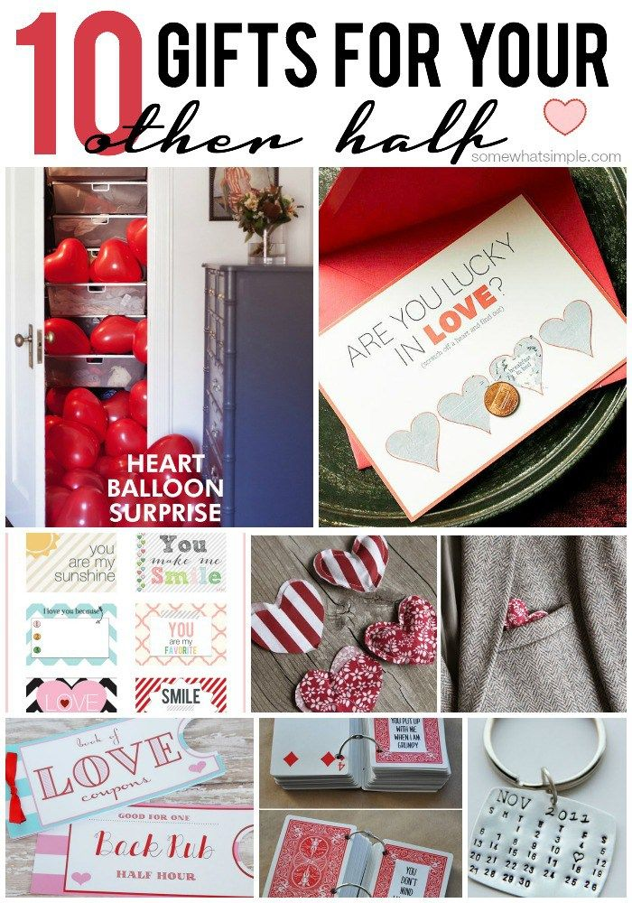 Gifts For Him : 10 Handmade Gifts for Him - Easy Christmas Ideas by ...