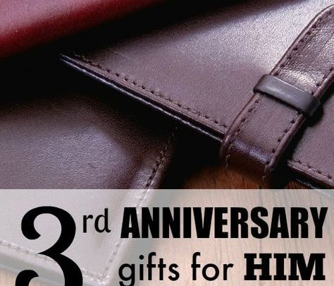 621be1788e45 Gifts For Him   3rd Anniversary Gifts for Him – 99 Leather Gifts to Inspire  You