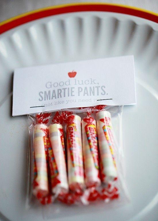 5th Grade Graduation Gift Bag Idea - Yahoo Image Search Results