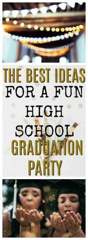 Graduation Party Ideas: How to Celebrate Your Senior's Big Day