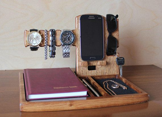 Anniversary Gifts for Men Father's Day Gift, iPhone Docking Station Samsung ...