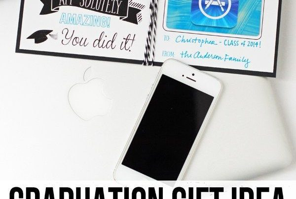 Graduation Gifts : Graduation Gift Idea-App Store Gift Card