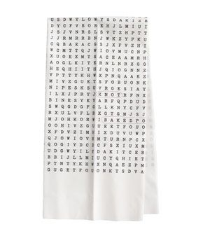 Graduation: Word Search Tablecloth
