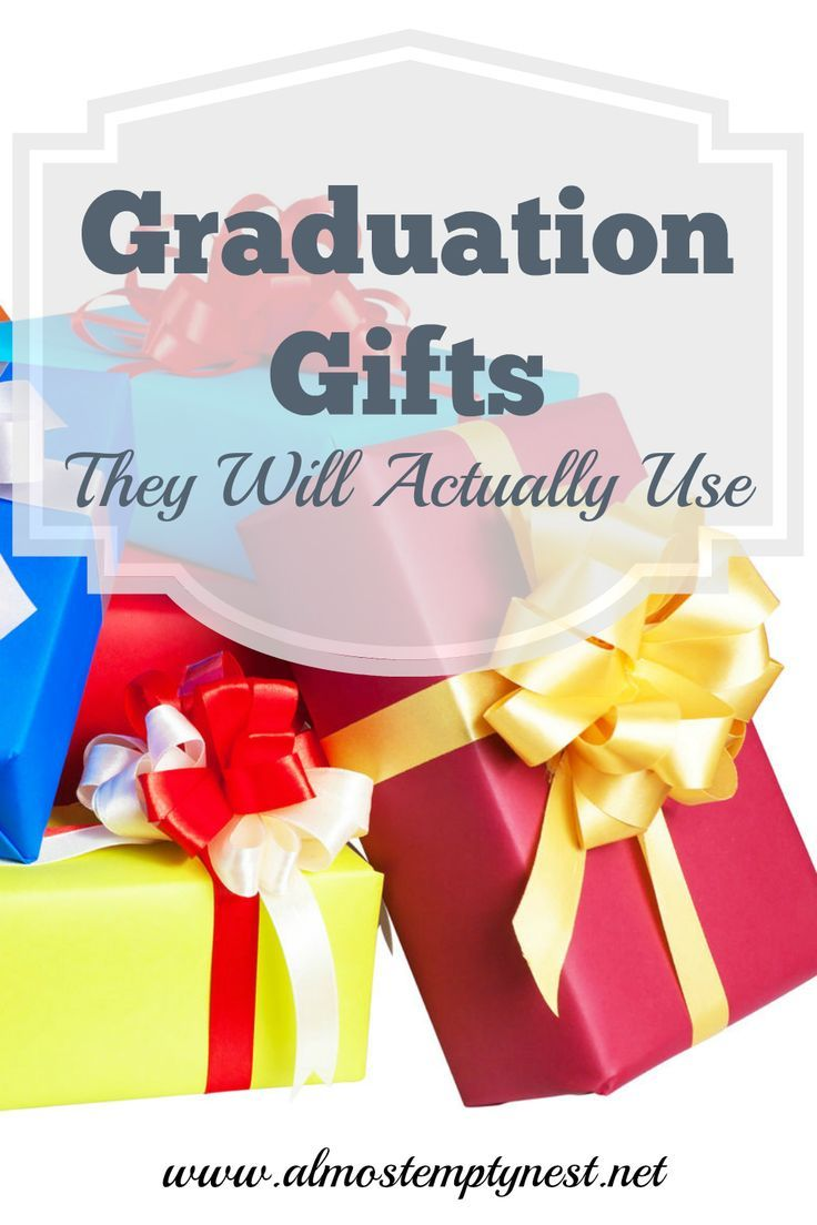 Graduation gifts they will actually use. Need to get a graduation gift? Check ou...