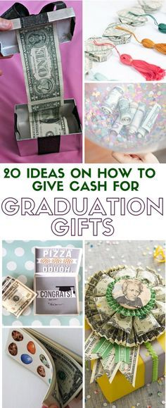 Graduation is an exciting time. Show your support and excitement with a fun hand...