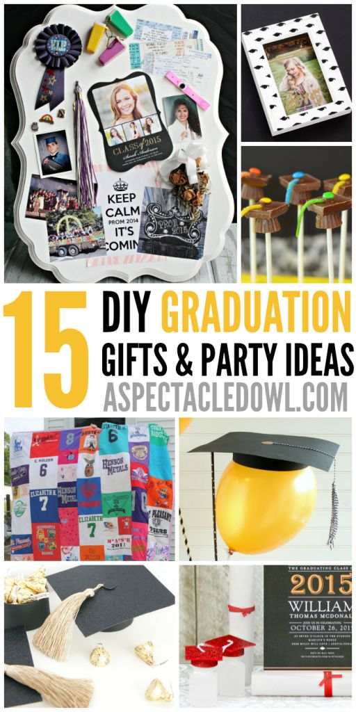I wanted to find some great Graduation Gift & Party Ideas that would b...