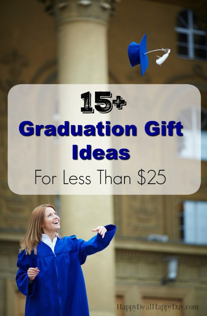 If you are looking for some Graduation Gift Ideas that are on the cheaper side -...