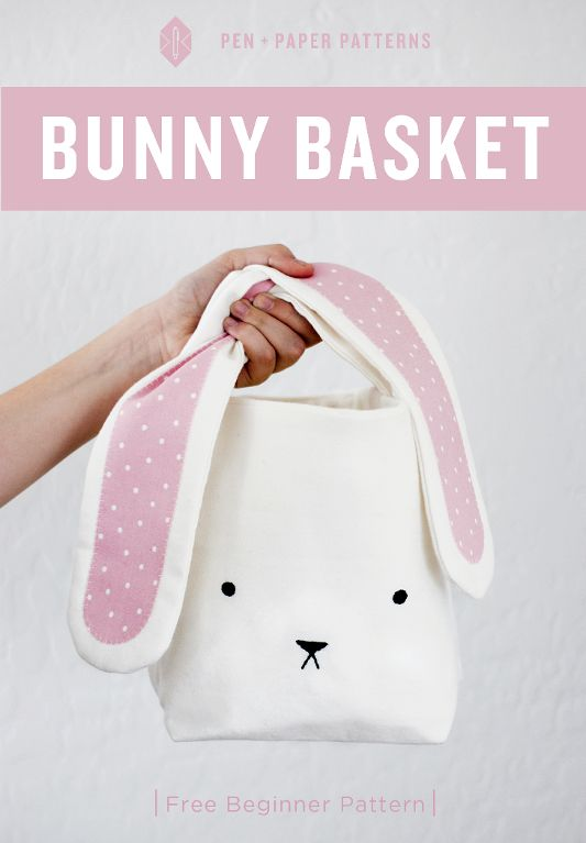 Bunny Sewing Patterns for Easter                                                ...