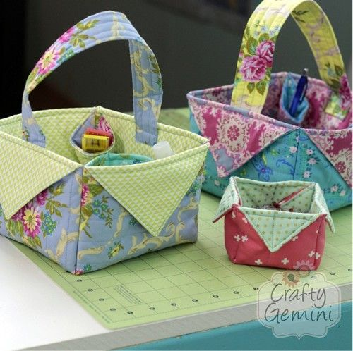 These Baskets Are So Quick and Easy to Make